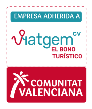 Bono Viatgem Comunitat Valencia Hotel adherido